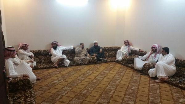 وكالة شؤون الطلاب تقيم جلسه تعارف لأعضاء وحداتها خارج أوقات العمل | جامعة المجمعة | Majmaah University