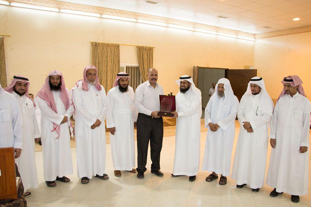 كلية التربية بالزلفي تحتفي بأعضائها الذين تمت ترقيتهم إلى رتب علمية | جامعة المجمعة | Majmaah University