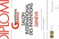 الحصول على الميدالية الذهبية في المعرض الدولي الثاني والأربعين للابتكارات والاختراعات بمدينة جنيف بسويسرا