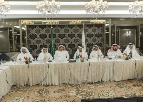 استضافت الجامعة اجتماع عمداء القبول والتسجيل الثاني والعشرين