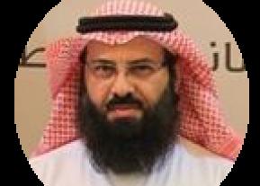 سعادة عميد الكلية يهنئ الأستاذ أحمد بن عبد العزيز الموسى